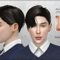Male Nose Preset #1 By Coffeemoon