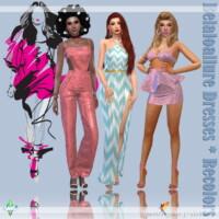 Belaloallure Dresses Recolors