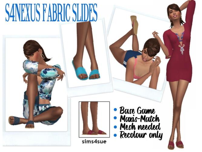 S4nexus' Fabric Slides