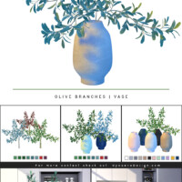 Daya Olive Branches