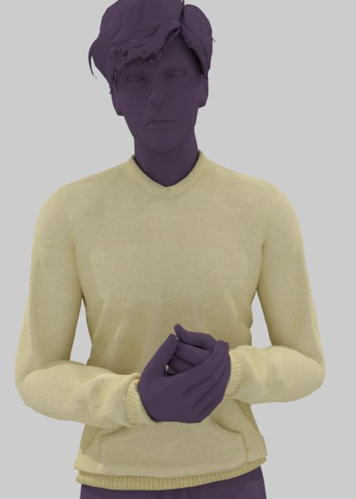 Sims 4 MrDavids Set Pt1 at Gisheld