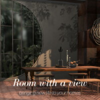 Room With A View – Wall Murals