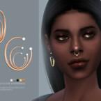 Goldie Earrings By Sugar Owl