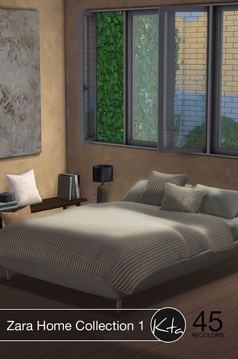 Sims 4 Home Collection 1 at Ktasims