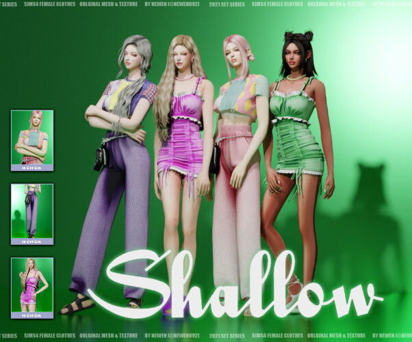 Shallow Set