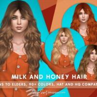 Milk And Honey Hair