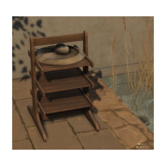 Sims 4 Transience set at Milja Maison