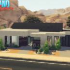 Sand Modern House By Genkaiharetsu