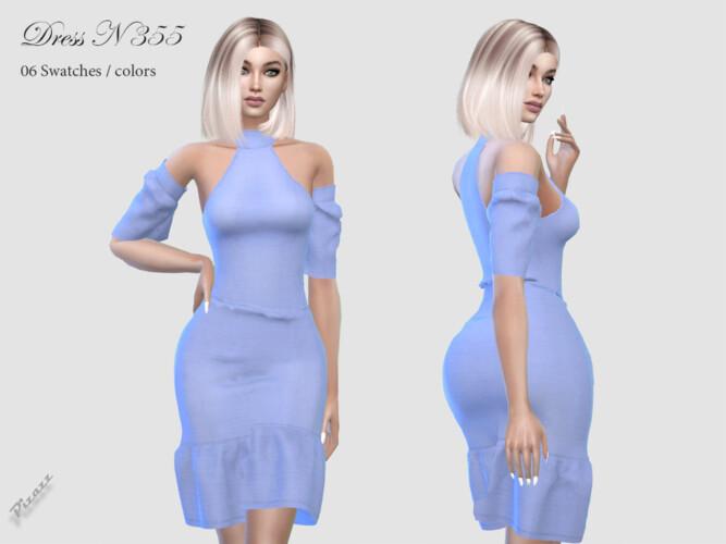 Dress N 355 By Pizazz