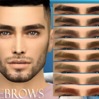 Eyebrows N79 By Magichand