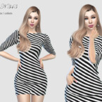 Dress N 345 By Pizazz