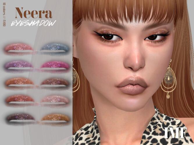 Imf Neera Eyeshadow N.199 By Izziemcfire