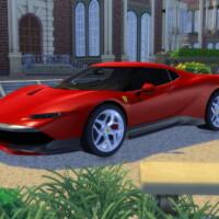 2018 Ferrari Sp30 Deborah