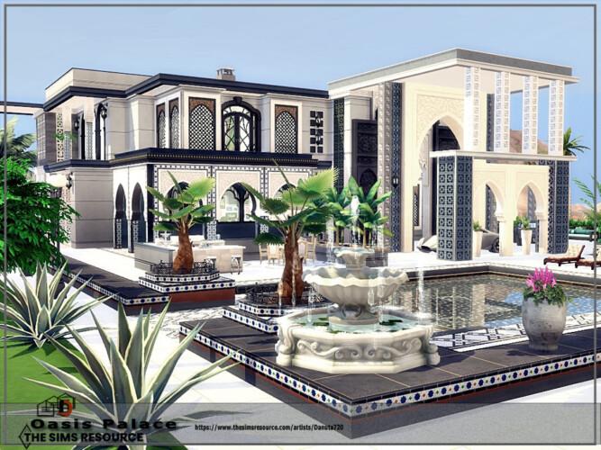 Oasis Palace By Danuta720