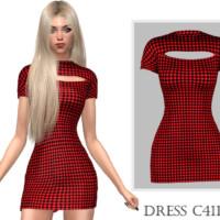 Dress C411 By Turksimmer