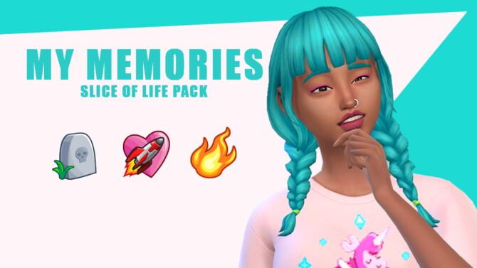 My Memories Pack – Slice Of Life