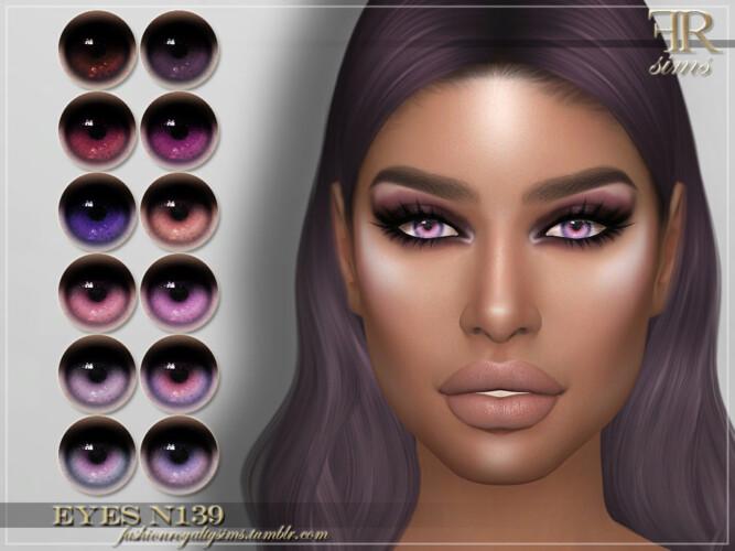 Frs Eyes N139 By Fashionroyaltysims