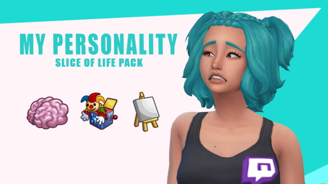 My Personality Pack – Slice Of Life