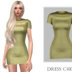 Dress C410 By Turksimmer