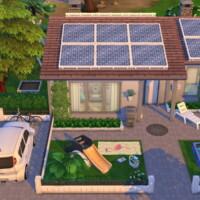Suburban Tiny House By Flubs79