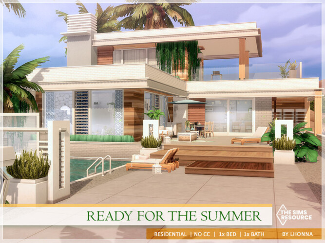 Ready For The Summer Home By Lhonna