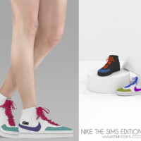 The Sims Edition Shoes
