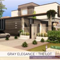 Gray Elegance Home By Lhonna