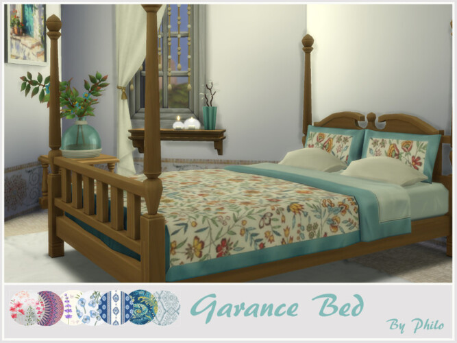 Garance Bed By Philo
