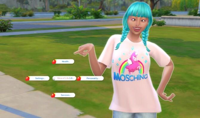 Sims 4 Slice of Life Base at KAWAIISTACIE