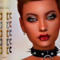 Aden Piercings By Suzue