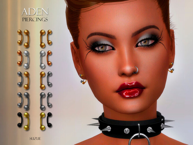 Aden Piercings By Suzue