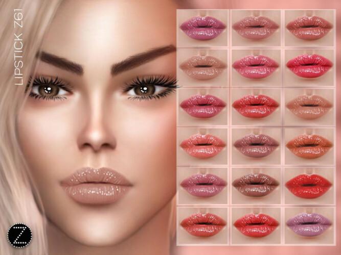Lipstick Z61 By Zenx