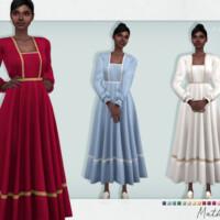 Mathea Dress By Sifix