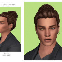 Alfred Hairstyle By Merci