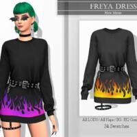Freya Dress By Katpurpura