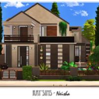 Neisha House By Ray_sims