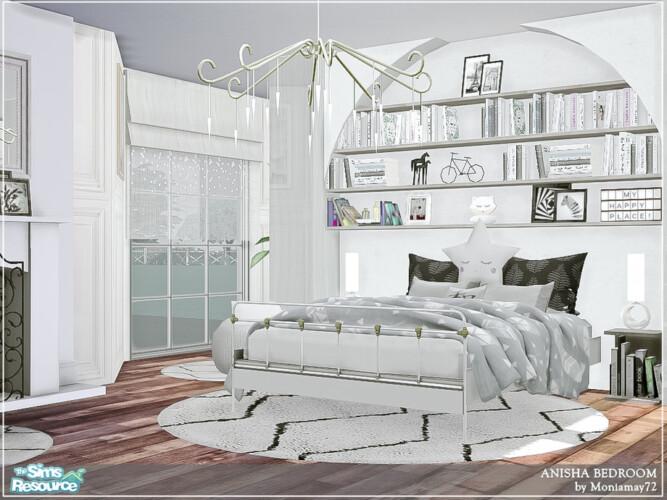 Anisha Bedroom By Moniamay72