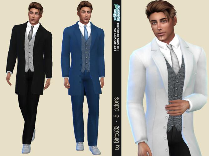 Lukas Wedding Suit By Birba32