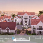 Calabasas Mansion By Simsbylinea