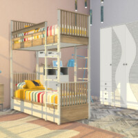 Exeter Bedroom By Onyxium