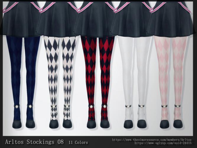 Stockings 08 By Arltos