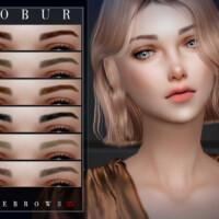 Eyebrows 35 By Bobur3