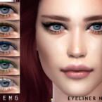Eyeliner N113 By Seleng