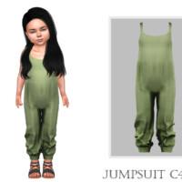 Jumpsuit C403 By Turksimmer
