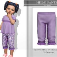 Helmi Pants By Katpurpura