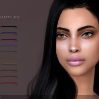 Eyeliner A02 By Angissi
