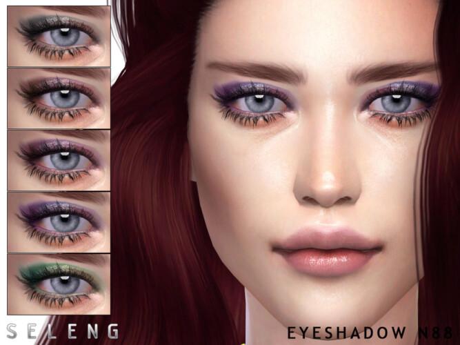 Eyeshadow N88 By Seleng