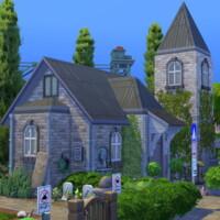 Eternal Rest Graveyard By Flubs79