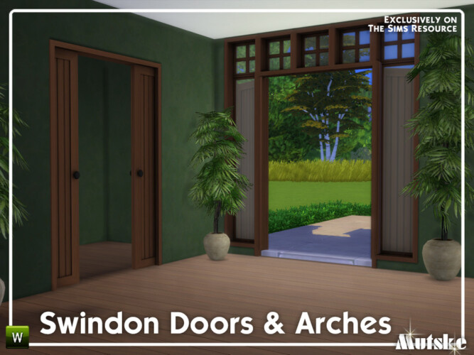 Swindon Construction Doors And Arches Part 2 By Mutske