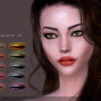 Eyeshadow A01 By Angissi